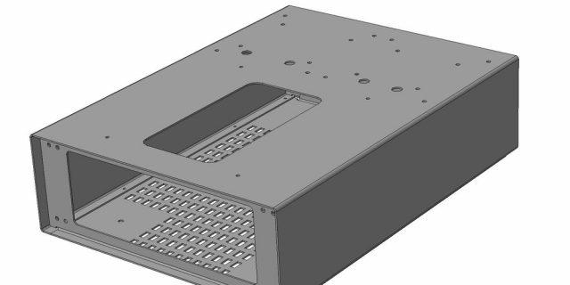Изготовление корпусов для аппаратуры